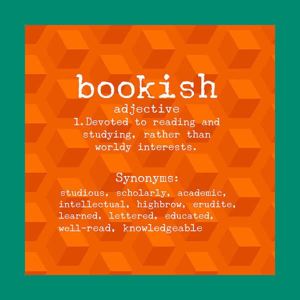 Reader Digital Art - Bookish by Bonnie Bruno