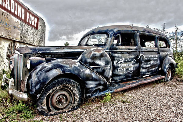 Photograph - Boot Hill by Carol Erikson