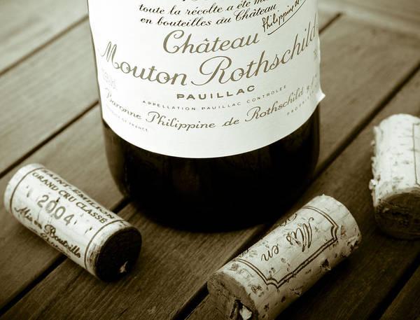 Wall Art - Photograph - Bordeaux Tasting by Frank Tschakert
