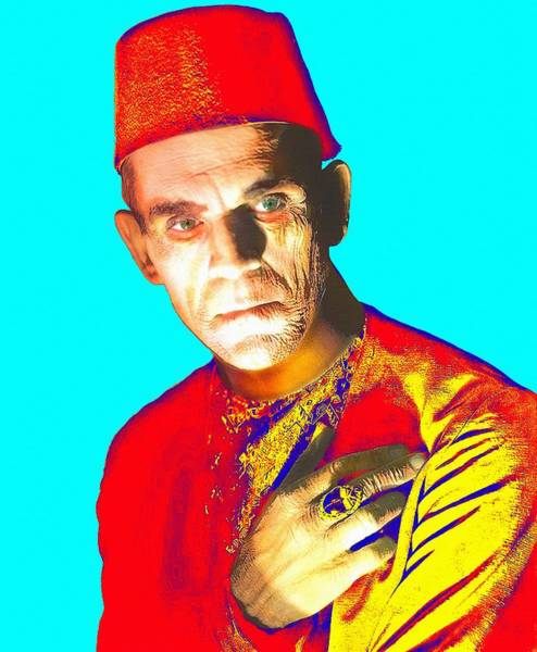 Boris Karloff Photograph - Boris Karloff In The Mummy by Art Cinema Gallery
