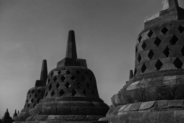 Photograph - Borobudur by Miguel Winterpacht