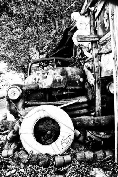 Photograph - B.o.'s Fish Wagon by Bill Cannon