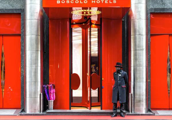 Photograph - Boscolo Hotels by Roberto Pagani