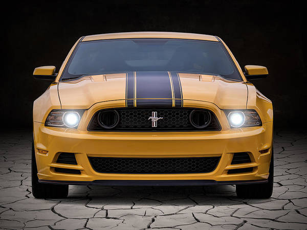 Wall Art - Digital Art - Boss 302 by Douglas Pittman