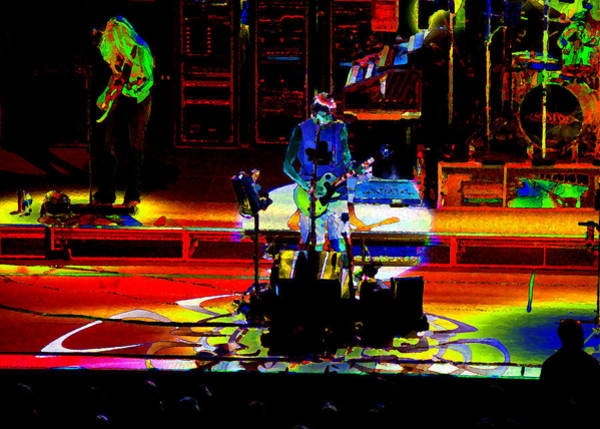 Photograph - Boston #36 Enhanced In Cosmicolors by Ben Upham