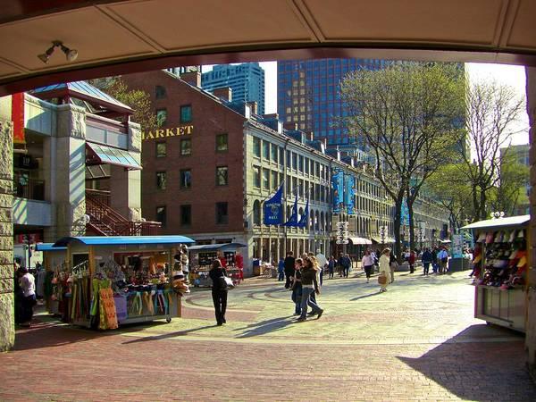 Photograph - Boston 6 by Ricardo J Ruiz de Porras