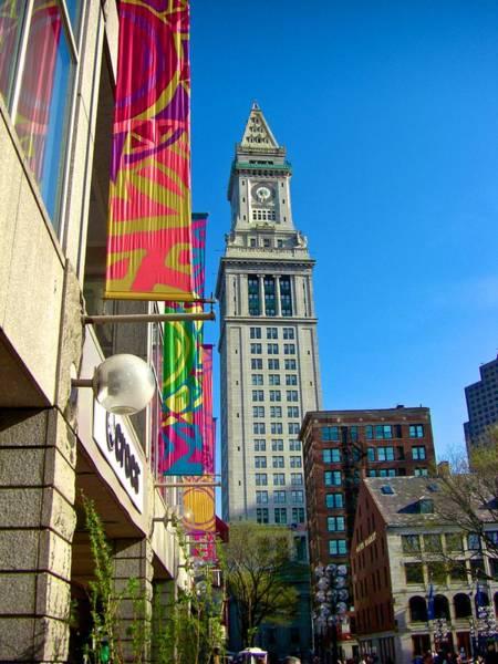 Photograph - Boston 7 by Ricardo J Ruiz de Porras