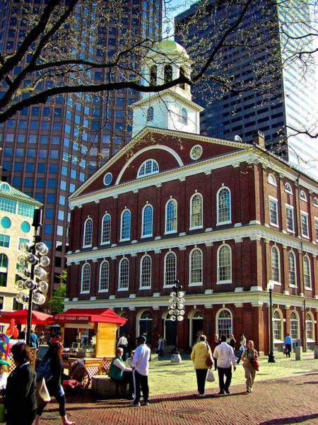 Photograph - Boston 8 by Ricardo J Ruiz de Porras