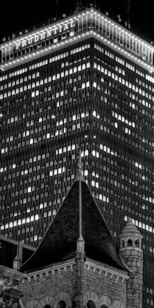 Photograph - Boston Architecture - Prudential Center by Joann Vitali