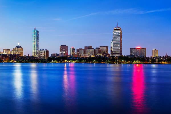 Villandry Photograph - Boston Blues by Christopher Villandry