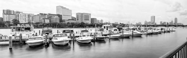 Photograph - Boston Skyline by Natalie Rotman Cote