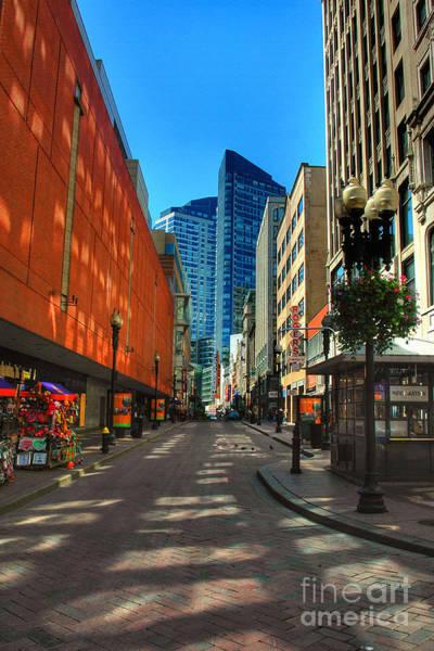 Photograph - Boston Street by Joann Vitali