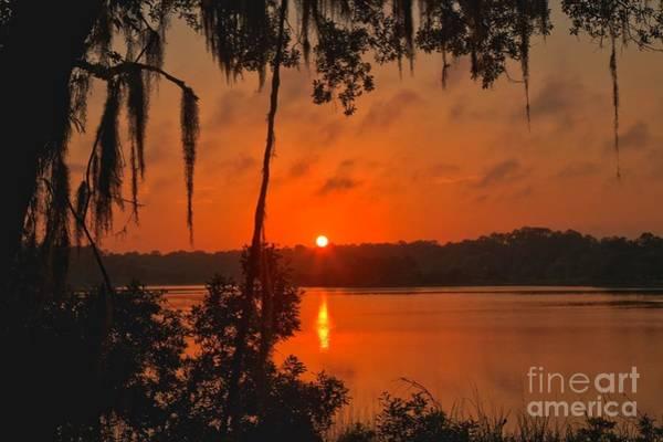 Photograph - Botany Bay Sunset by Adam Jewell