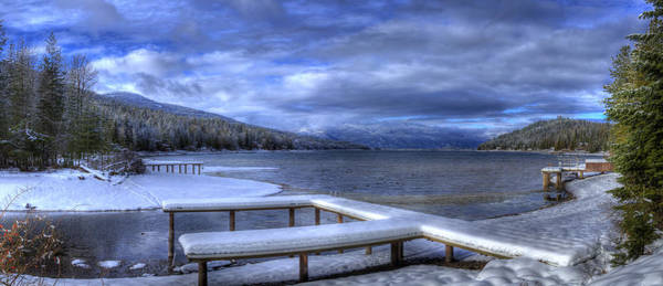 Photograph - Bottle Bay Idaho by Lee Santa