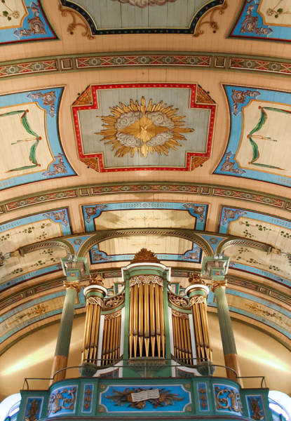 Photograph - Boucherville Organ by Jenny Setchell