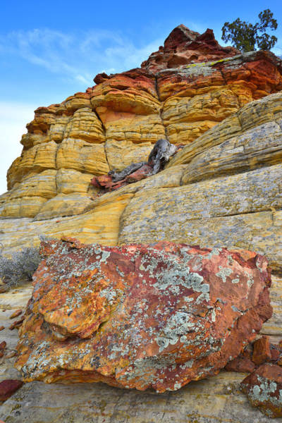Photograph - Boulder-notom Rocks by Ray Mathis