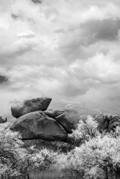 Wall Art - Photograph - Boulders In Another Light by Michael McGowan