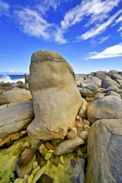 Photograph - Boulders Of Aruba II by David Letts