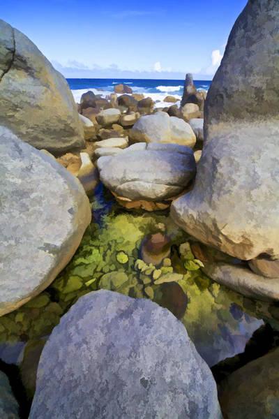 Photograph - Boulders Of Aruba IIi by David Letts