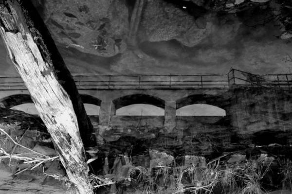 Photograph - Boulevard Reflections by Jeremiah John McBride