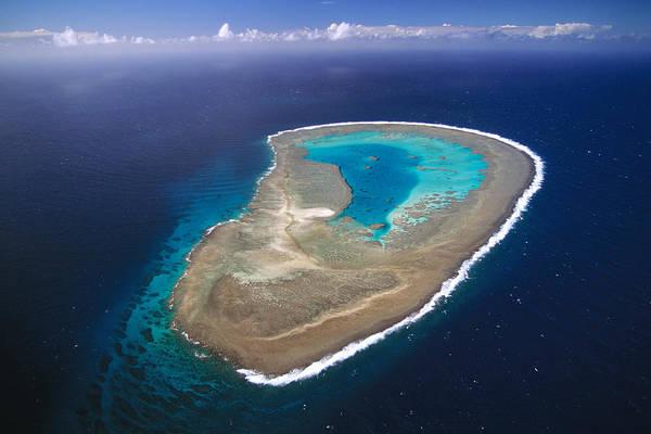 Photograph - Boult Reef Capricornia Cays Np Australia by D. & E. Parer-Cook