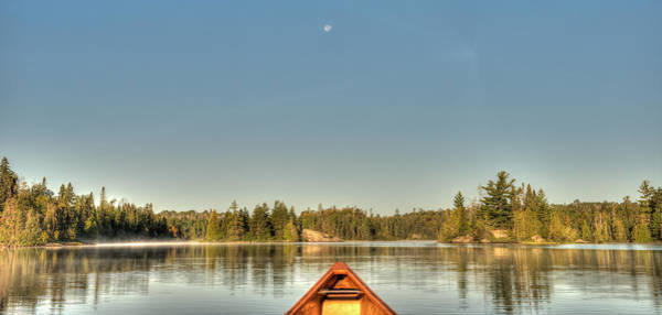 Bwcaw Photograph - Boundary Waters Solitude  by Shane Mossman