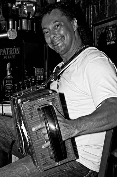Photograph - Bourbon Street Blues by Andy Crawford