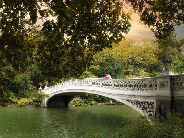 Photograph - Bow Bridge  by Jessica Jenney