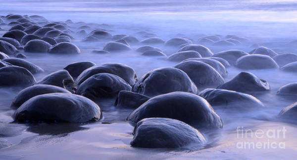 Bowling Ball Wall Art - Photograph - Bowling Ball Beach California by Bob Christopher