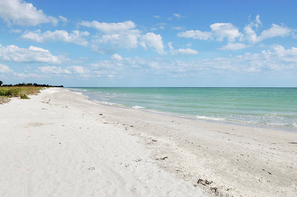Florida Photograph - Bowman Beach On Sanibel Island Florida by Purdue9394