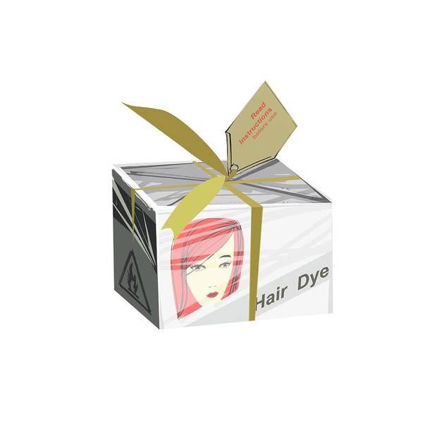 Hair Cuts Wall Art - Photograph - Box Of Hair Dye by Sharpenson Ltd/science Photo Library
