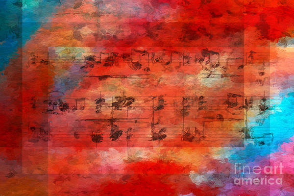 Digital Art - Box Sonata by Lon Chaffin
