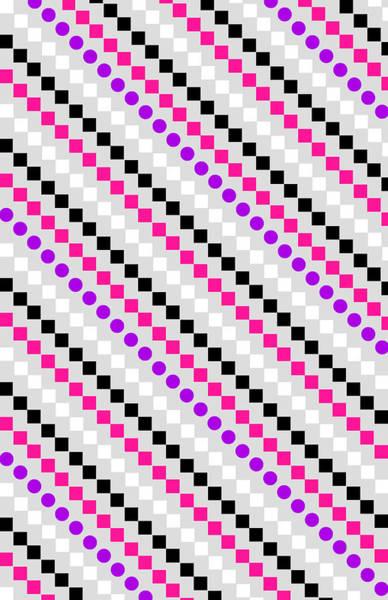 Geometry Digital Art - Boxed Stripe by Louisa Hereford