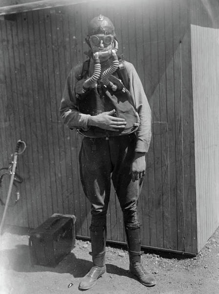 Photograph - Boy Scout, C1915 by Granger