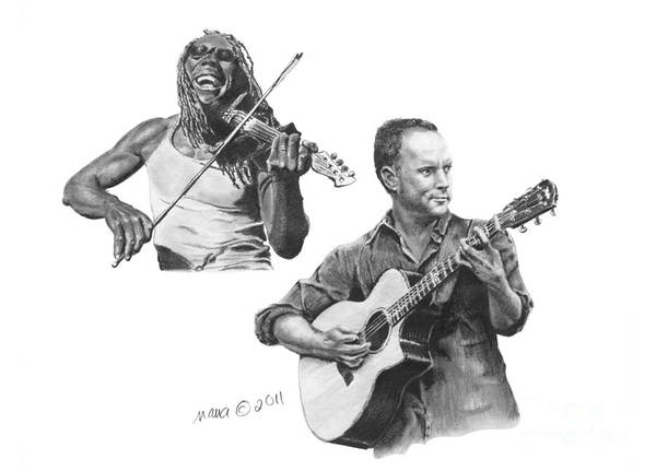Boyd And Dave Art Print