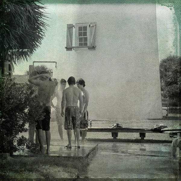 Wall Art - Photograph - Boys Of St. George by Toni Hopper