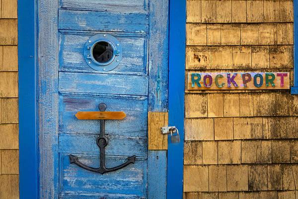 Photograph - Bradley Wharf Rockport by Susan Candelario