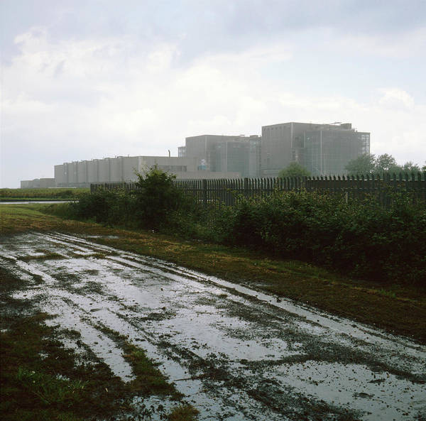Controversial Wall Art - Photograph - Bradwell Nuclear Power Station by Robert Brook/science Photo Library