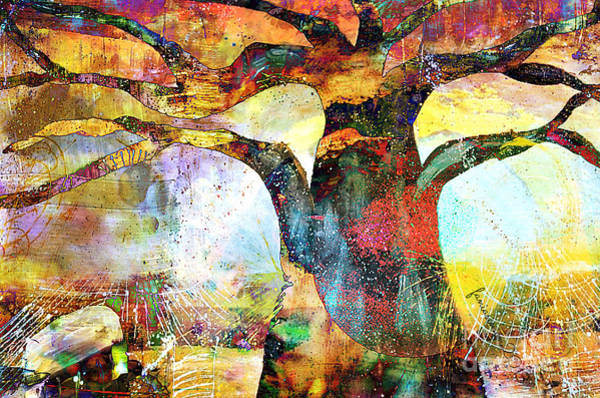 Wall Art - Painting - Branching Out by Fania Simon