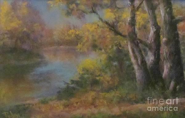 Pastel - Brandywine Autumn by Bill Puglisi