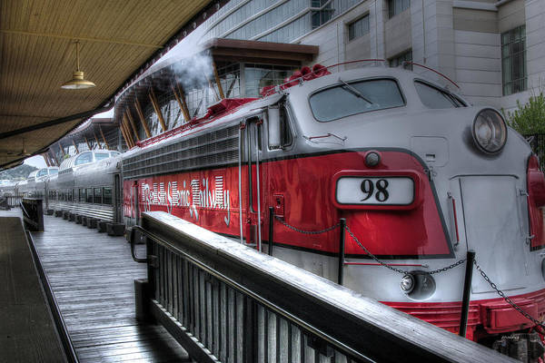 Photograph - Branson Train by Gary Gunderson