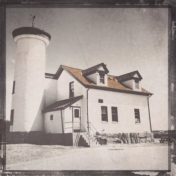 Photograph - Brant Point Coast Guard by Natasha Marco