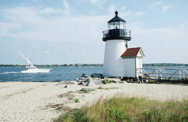 Nantucket Photograph - Brant Point Lighthouse, Nantucket by Nine Ok