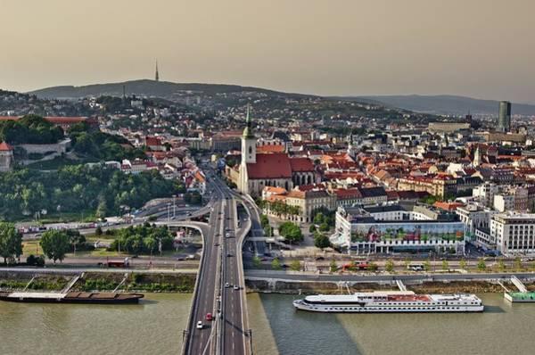 Bratislava Photograph - Bratislava by Gerardo Ricardo López