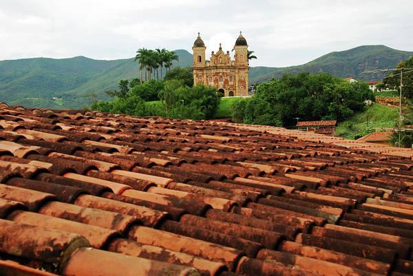 Minas Gerais Wall Art - Photograph - Brazil, Minas Gerais, Mariana, Igreja by Anthony Asael