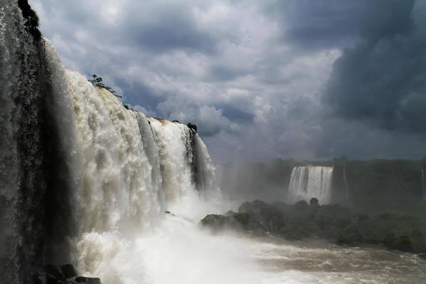 Brazil Photograph - Brazilian Falls by Tatianasapateiro Sp Brazil