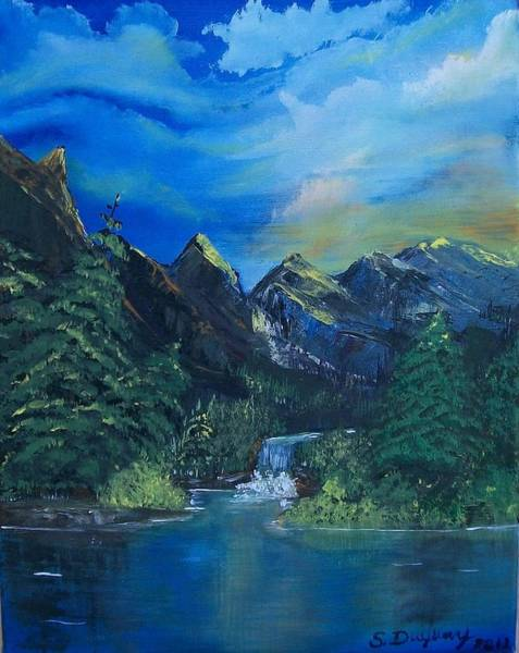 Painting - Break Of Dawn by Sharon Duguay