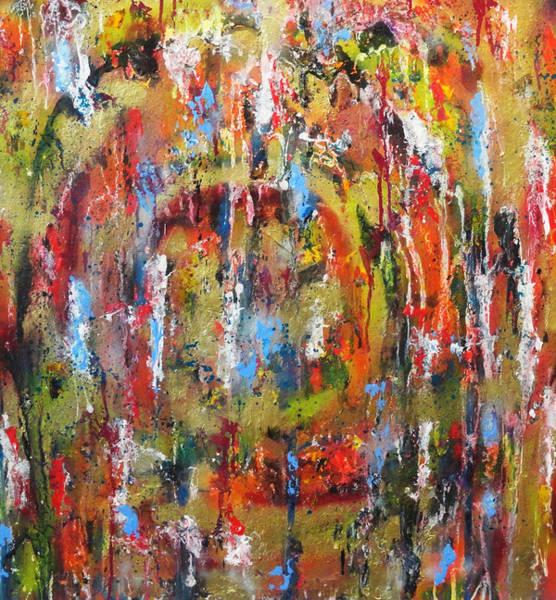 Painting - Break Through Barriers by Yael VanGruber