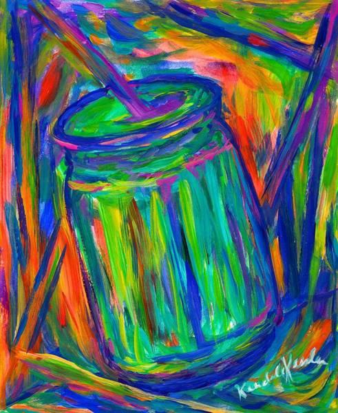 Painting - Break Time by Kendall Kessler