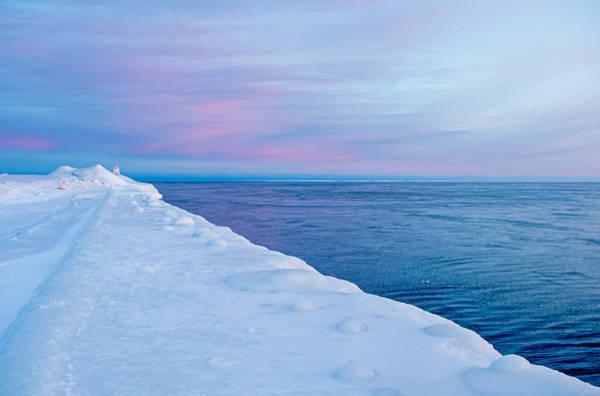 Photograph - Break Wall Ice by Gary McCormick